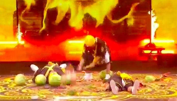 Bir Khalsa America's Got Talent 2019 AGT Live Shows Performance