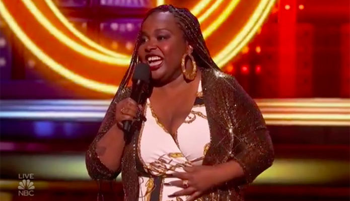 Jackie Fabulous America's Got Talent 2019 AGT Live Shows Performance