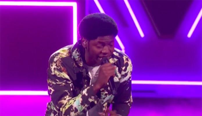 Joseph Allen America's Got Talent 2019 AGT Live Shows Performance