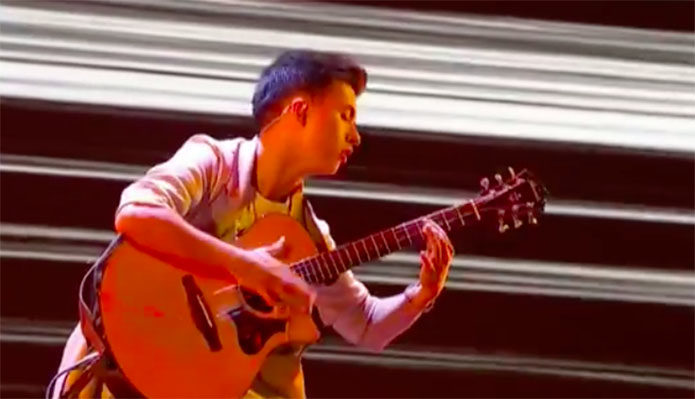 Marcin Patrzalek America's Got Talent 2019 AGT Live Shows Performance