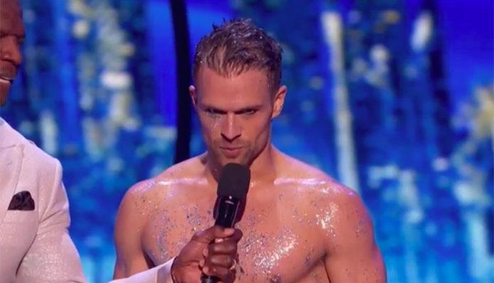 Matthew Richardson America's Got Talent 2019 AGT Live Shows Performance