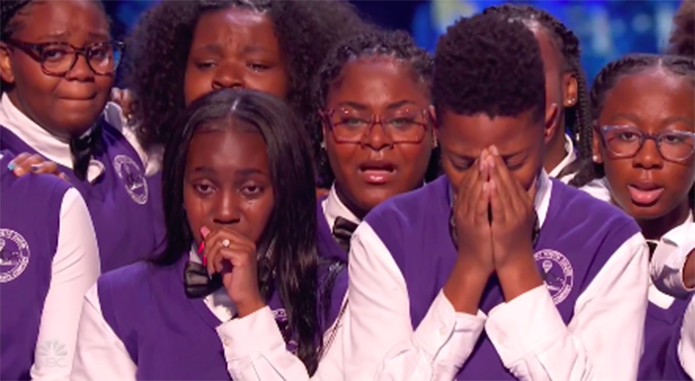 Detroit Youth Choir America's Got Talent 2019 AGT FINALS Performance
