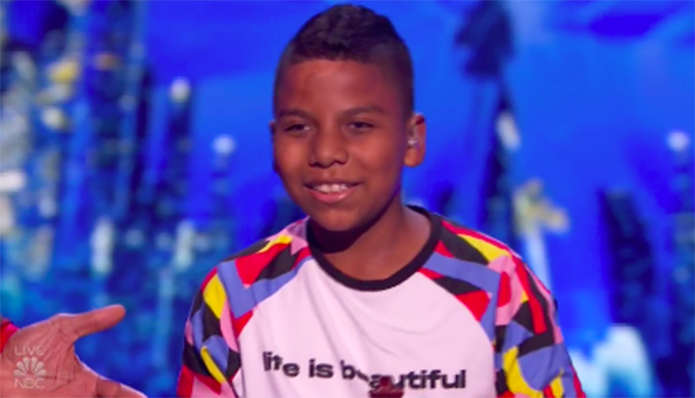 Tyler Butler-Figueroa America's Got Talent 2019 AGT FINALS Performance