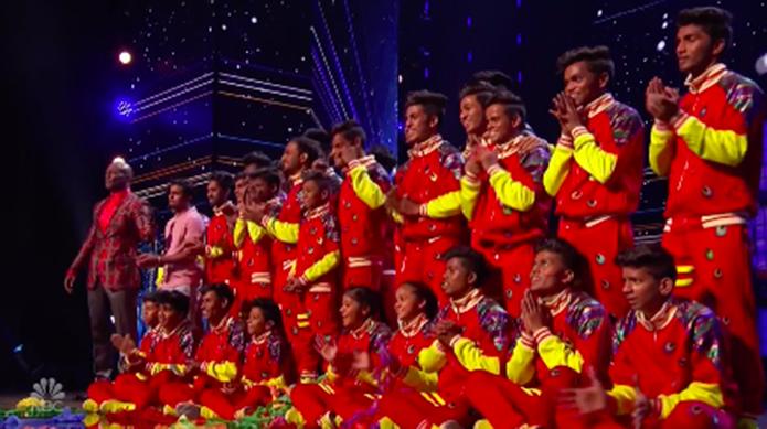 V.Unbeatable America's Got Talent 2019 AGT FINALS Performance