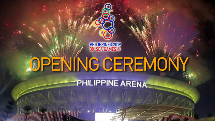 LIVESTREAM: 2019 SEA Games Opening Ceremony Live Coverage