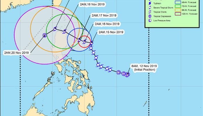 Bagyong Ramon PAGASA Live Update, Storm Track & Signals