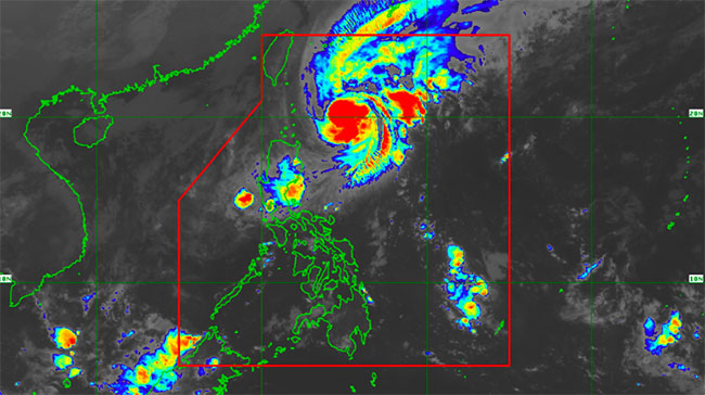 Bagyong Sarah PAGASA Weather Forecast & Live Update