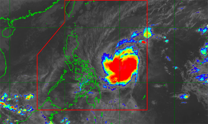 Bagyong Tisoy PAGASA Weather Forecast & Live Update – December 1, 2019