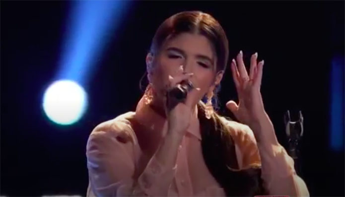 "Joana Martinez ""Dreaming of You"" The Voice Top 11 Live Shows"