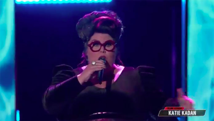 """Katie Kadan """"I'm Going Down"""" The Voice Top 13 Live Shows"""