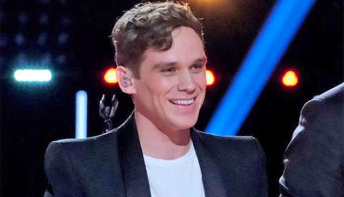 "Max Boyle ""Unaware"" The Voice Top 13 Live Shows"