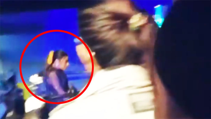 Morissette Amon Walks Out from Concert Video