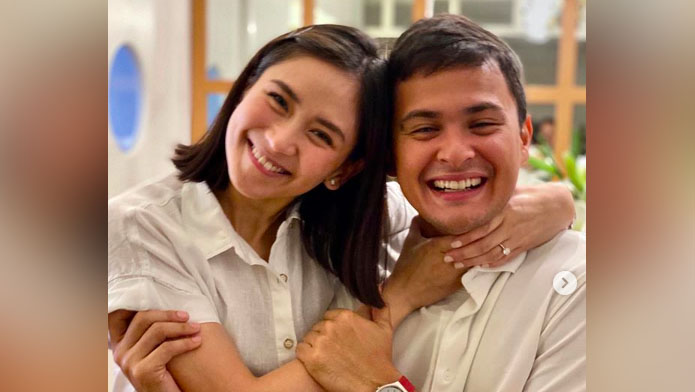 Sarah Geronimo and Matteo Guidicelli Engaged?