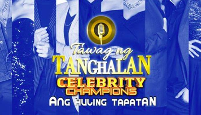 Tawag Ng Tanghalan Celebrity Grand Finals Live Results, Winner Revealed, Nov 9 2019 Episode