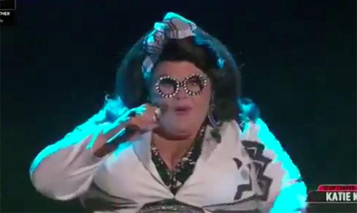 "Katie Kadan ""All Better"" The Voice Top 4 Live Finale"
