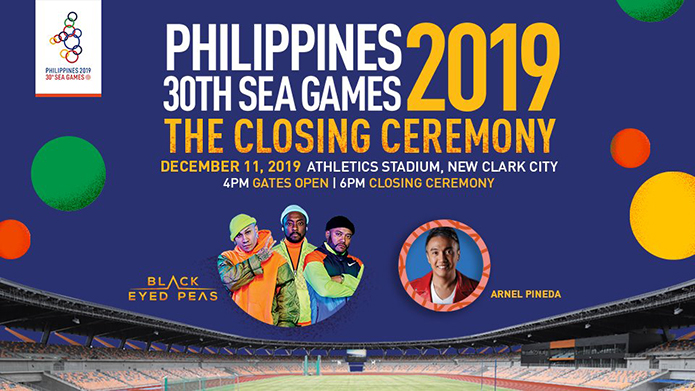 LIVESTREAM: SEA Games 2019 Closing Ceremony Live Coverage