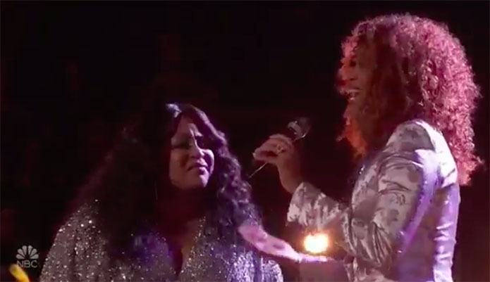 "Rose Short & Yolanda Adams ""In the Midst of It All"" The Voice 2019 Finale"