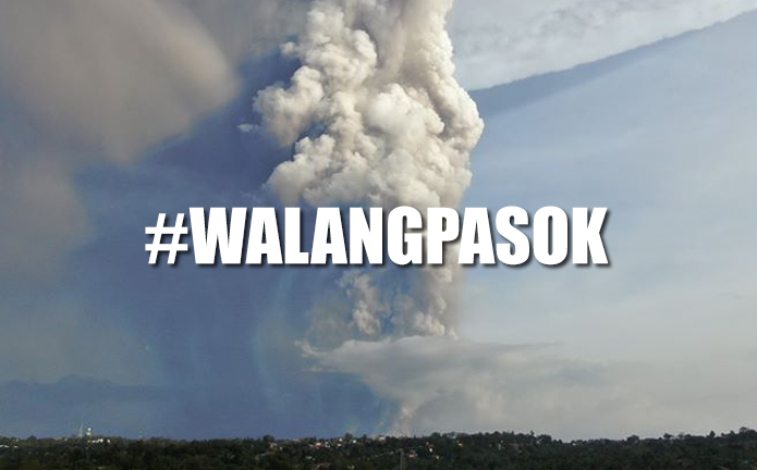 #WalangPasok: Class Suspensions for Monday, January 13, 2020