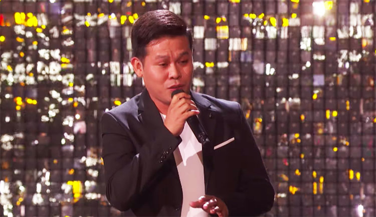 Marcelito Pomoy Advances to America's Got Talent Champions Finals