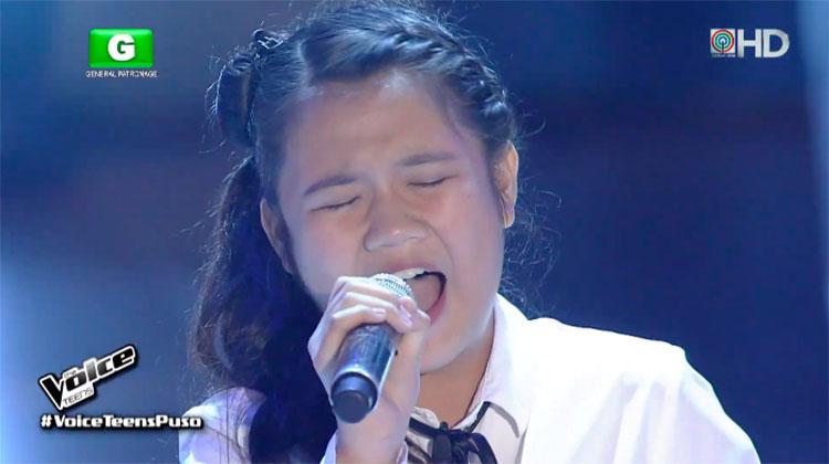 "Hakki Patricio sings ""House of the Rising Sun"" on The Voice Teens Philippines 2020 Audition"