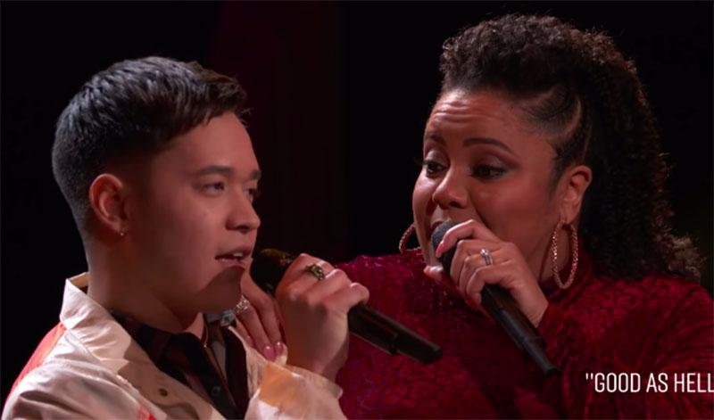 "Jacob Daniel Murphy vs Toneisha Harris ""Good as Hell"" The Voice Battles 2020"