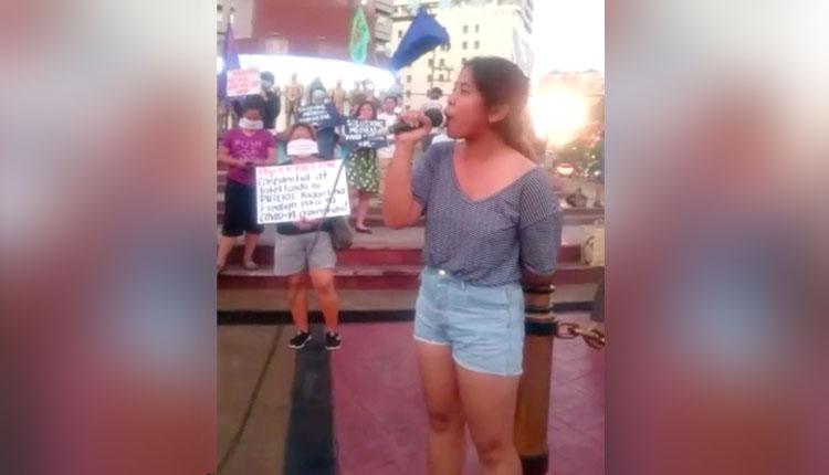 Kabataan Partylist Ngrally sa Gitna ng Manila Lockdown, Netizens Nagalit