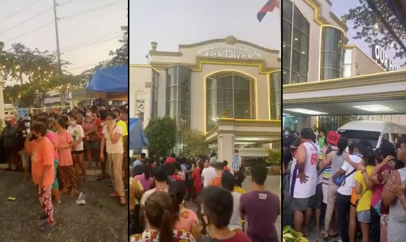 Mayor, Lagot kay Mr. President! Las Pinas Namigay ng Quarantine Donation sa Minusipyo