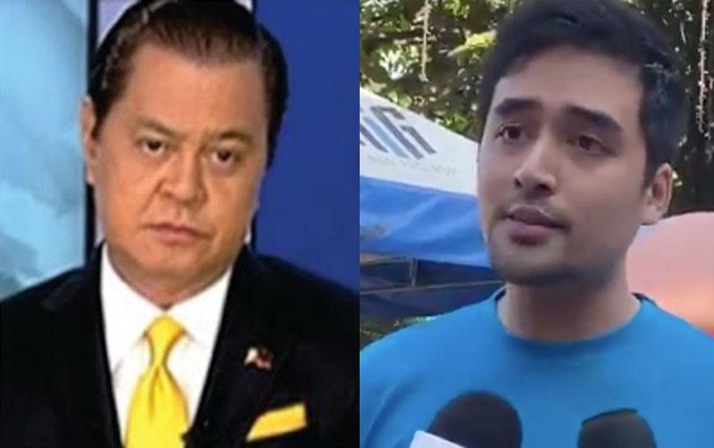 Netizens defends Mayor Vico Sotto over Noli De Castro's Remarks