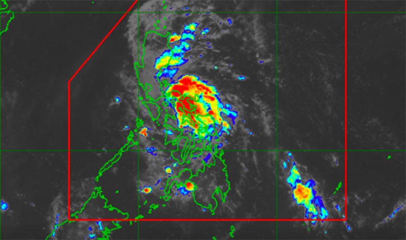 Bagyong Ambo PAGASA Weather Forecast & Live Update - May 15, 2020