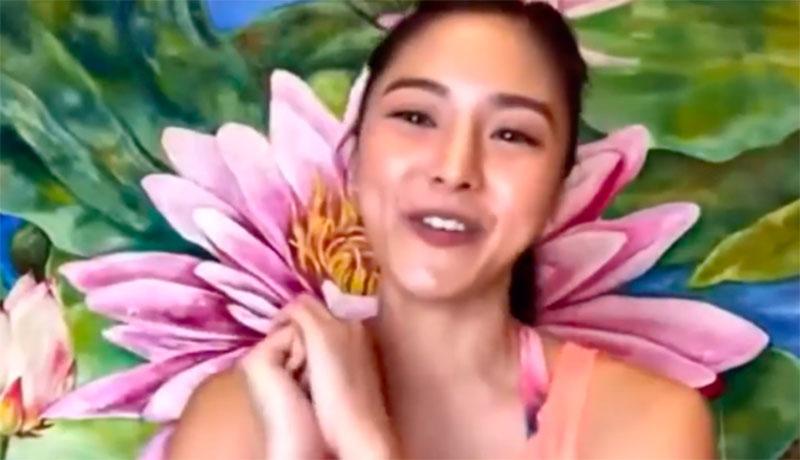 """Kim Chiu Ginawan ng Full Version ang """"Bawal Lumabas"""""""