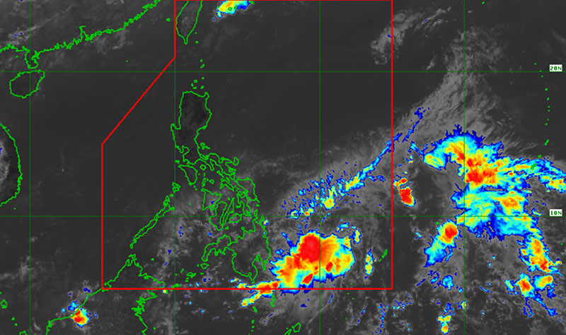 Bagyong Ambo PAGASA Weather Forecast and Live Update