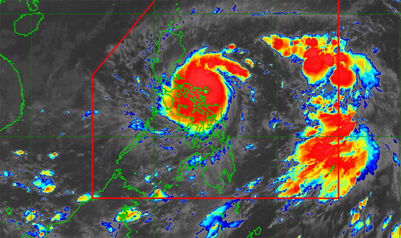 Bagyong Rolly PAGASA Weather Forecast, Signal & Live Update November 1 2020