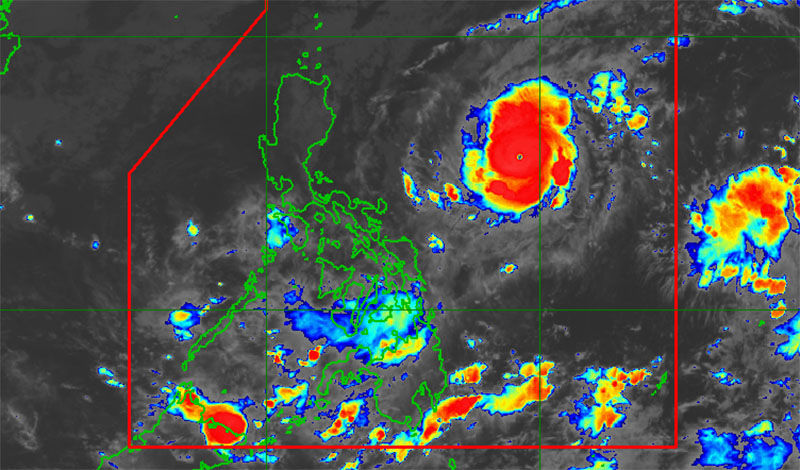 Bagyong Rolly PAGASA Weather Forecast and Live Update October 31, 2020