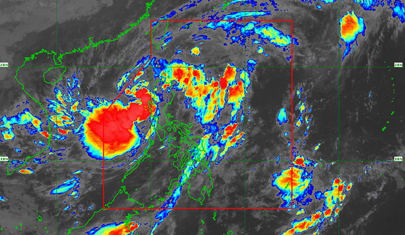 Bagyong Pepito PAGASA Weather Forecast and Live Update October 21, 2020