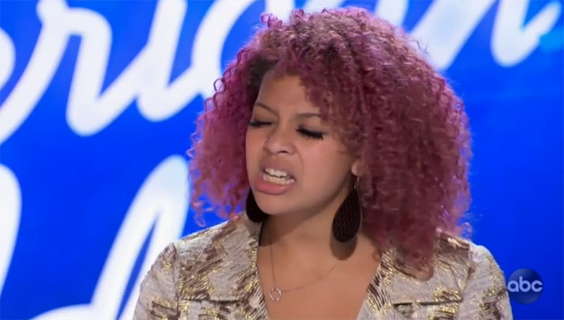 """Alyssa Wray sings """"I Am Changing"""" on American Idol 2021 Auditions"""