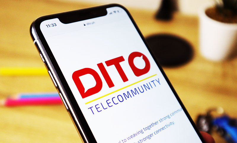 DITO Telecom to Launch on March 8, to Offer Unli Data, SMS, Calls Promo