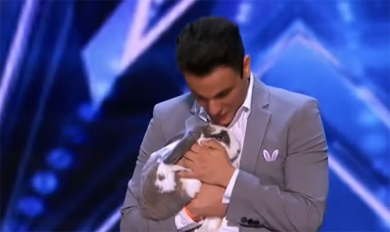 Bini The Bunny America's Got Talent 2021 AGT Audition Performance Video