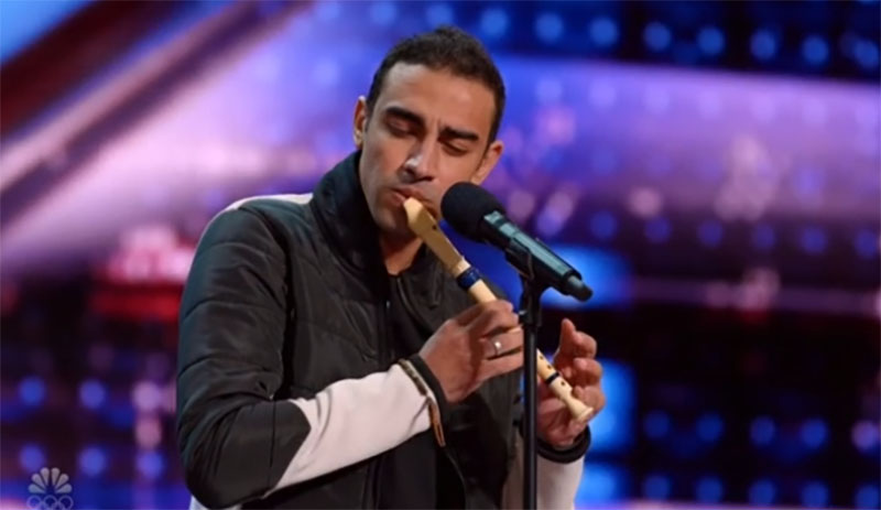 Medhat Mamdouh America's Got Talent 2021 AGT Audition Performance Video