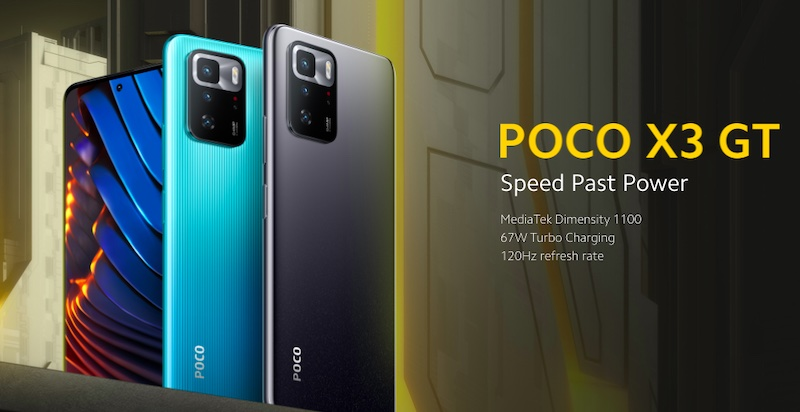 POCO X3 GT Price Philippines, Release Date & Full Specs