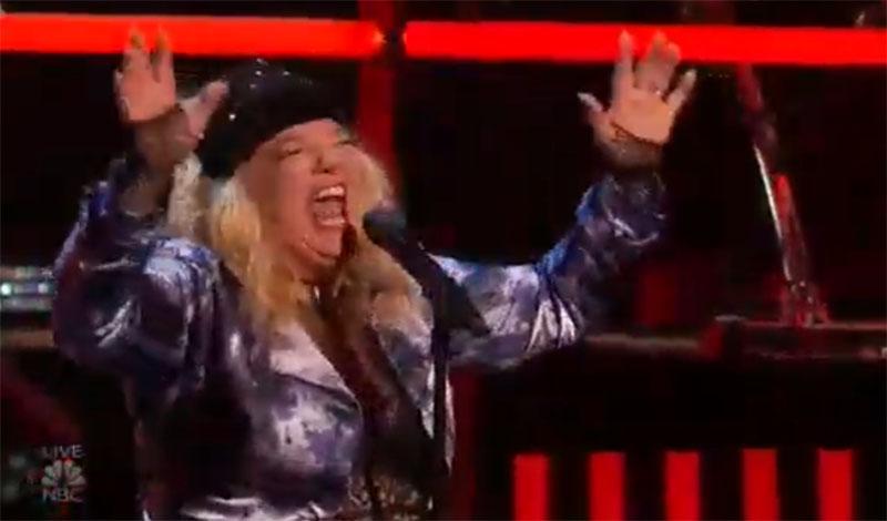 "ANICA sings ""River"" on America's Got Talent 2021 AGT Quarterfinals"