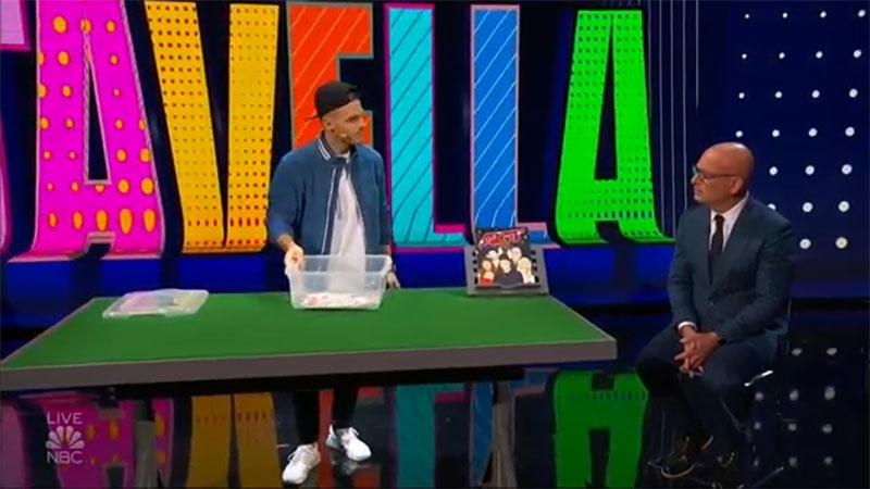 Dustin Tavella America's Got Talent 2021 AGT Quarterfinals Performance