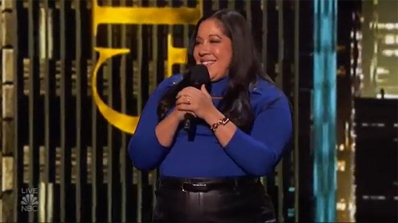Gina Brillon America's Got Talent 2021 AGT Quarterfinals Performance