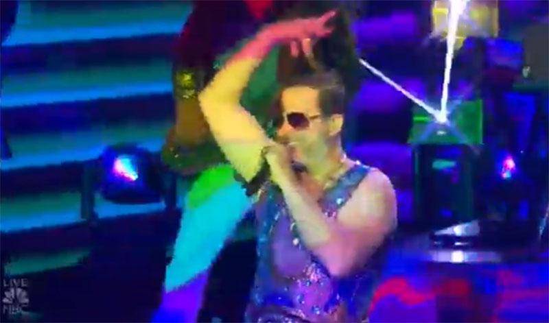 Johnny Showcase America's Got Talent 2021 AGT Quarterfinals Performance