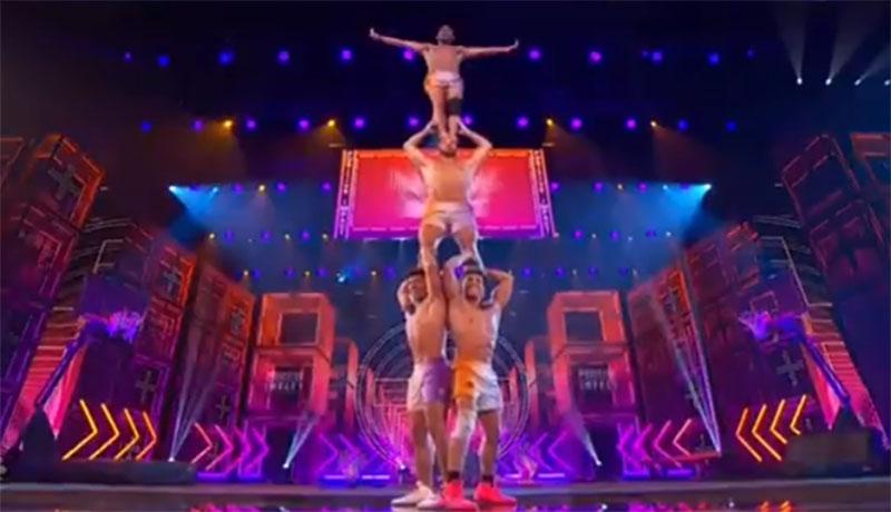 Positive Impact Movement America's Got Talent 2021 AGT Quarterfinals Performance