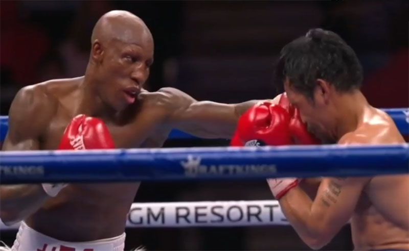 WATCH: Yordenis Ugas Defeats Manny Pacquiao by Unanimous Decision