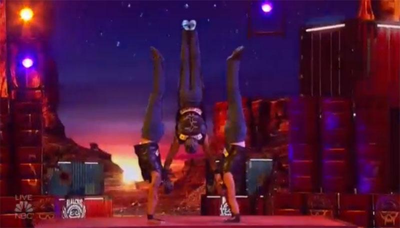 Rialcris America's Got Talent 2021 AGT Quarterfinals Performance