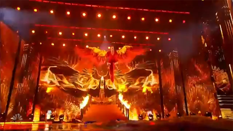 Sethward America's Got Talent 2021 AGT Quarterfinals Performance