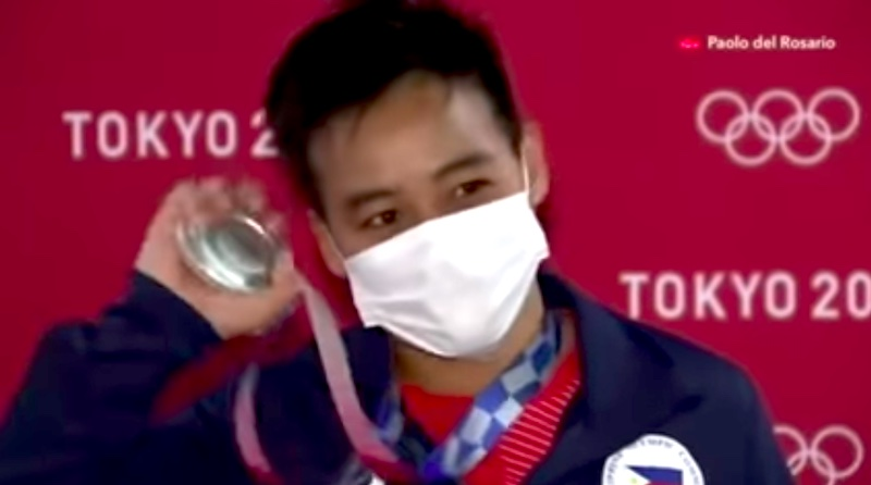 VIRAL: Nesthy Petecio Emotional Interview After Silver Medal Win at Tokyo Olympics