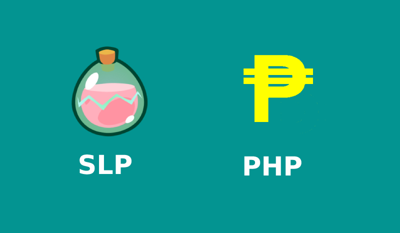 SLP to PHP Update Today, Small Love Potion Price Value in the Philippines
