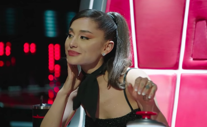 Ariana Grande Joins The Voice as Coach